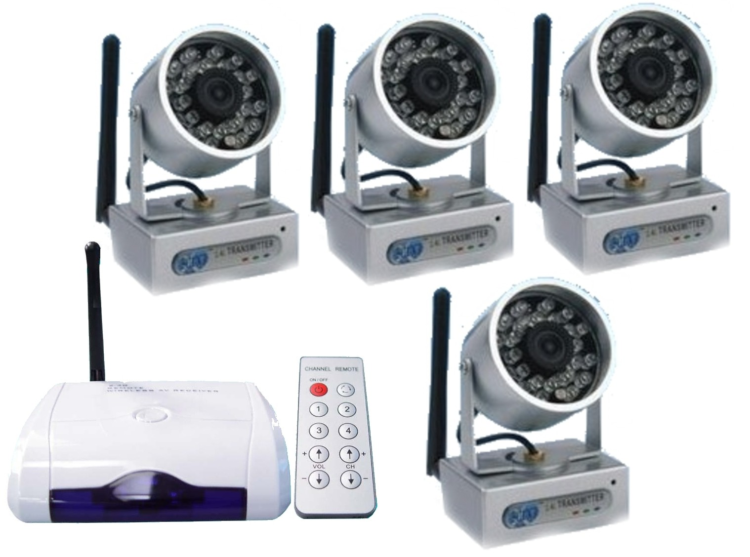 how to connect cctv camera to computer without dvr