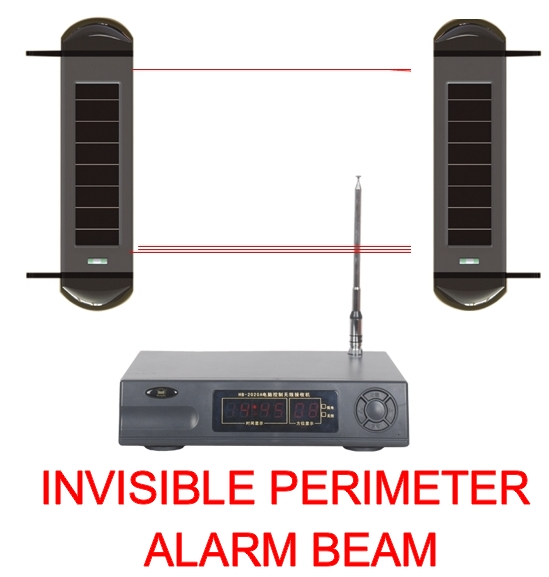 Outdoor alarm systems